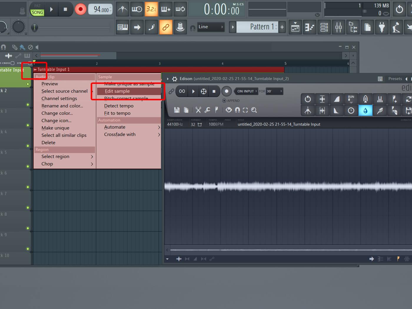 MT 205 FL Studio TUT Pt 5