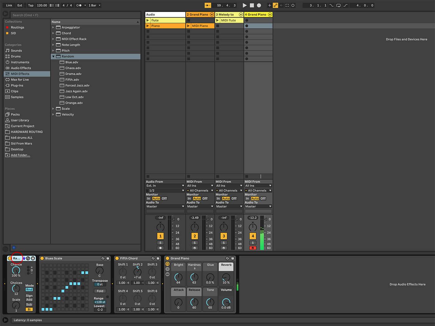 MT 205 Ableton Live Part 11
