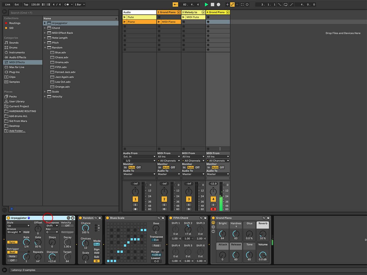 MT 205 Ableton Live Part 14