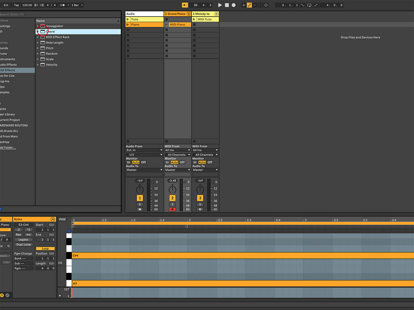 MT 205 Ableton Live Part 6