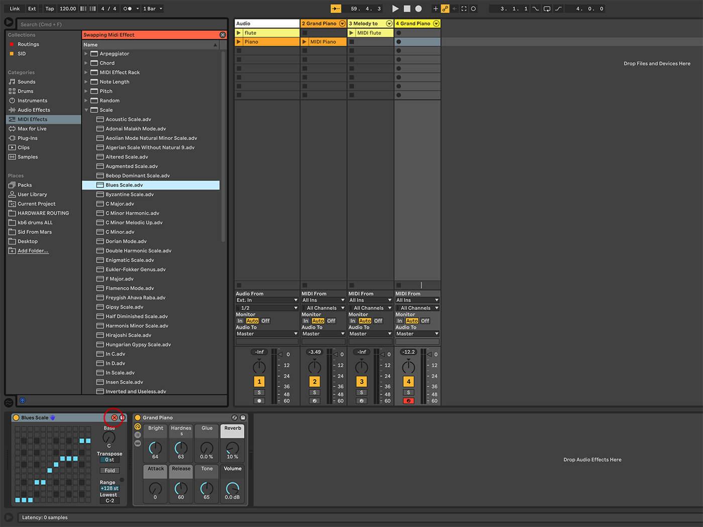 MT 205 Ableton Live Part 7