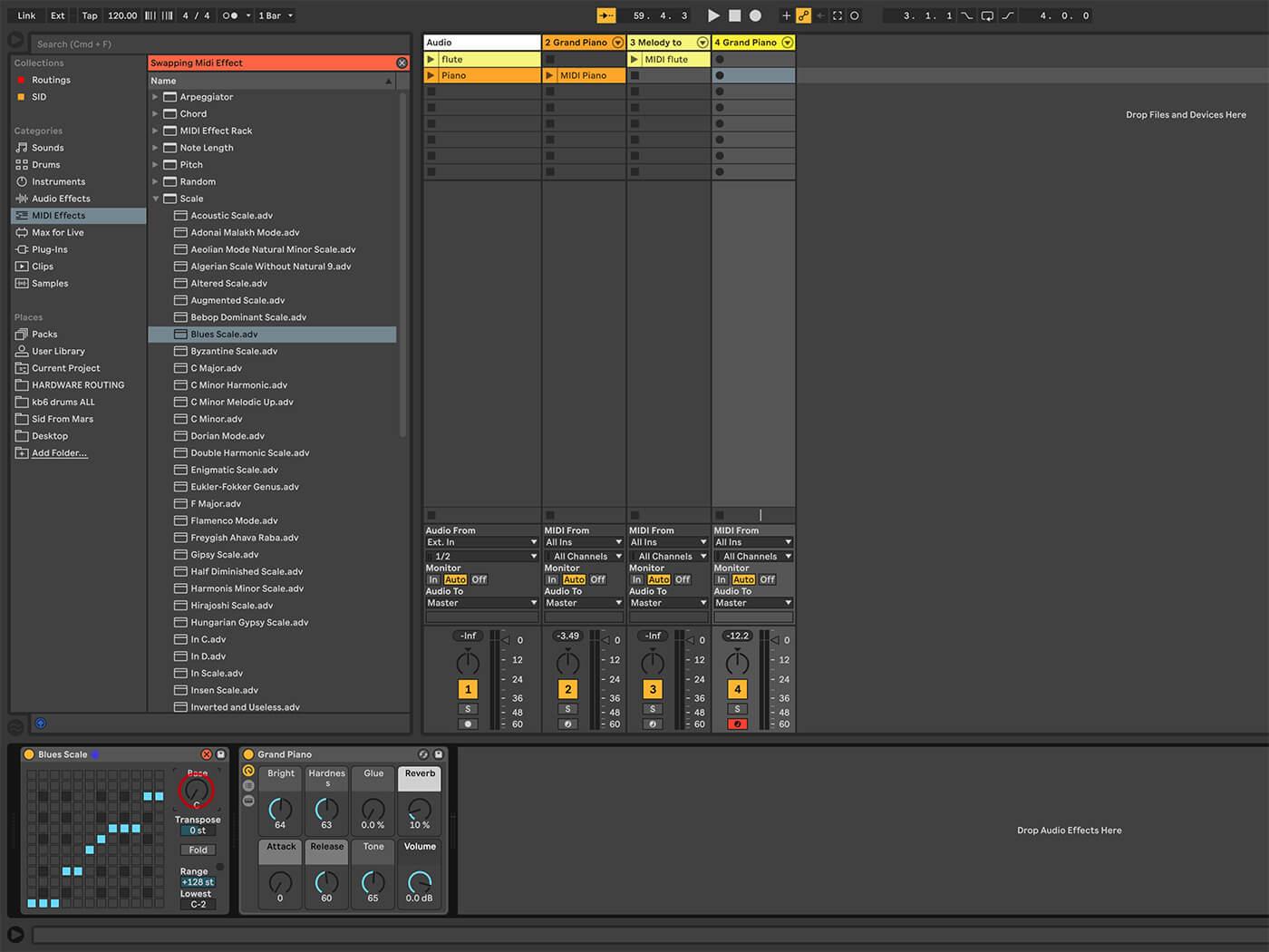 MT 205 Ableton Live Part 8