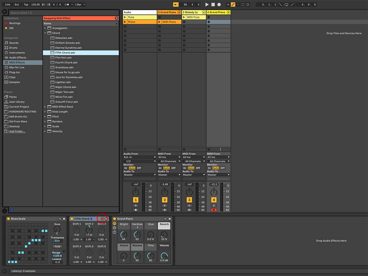 MT 205 Ableton Live Part 9