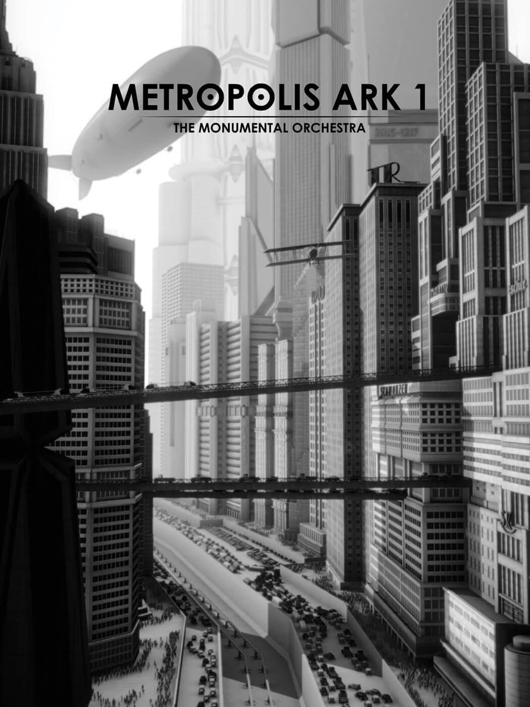 Orchestral Tools Metropolis Ark 1