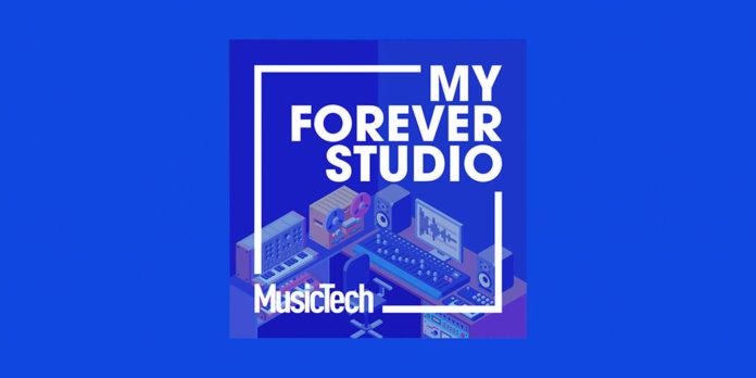 My Forever Studio header