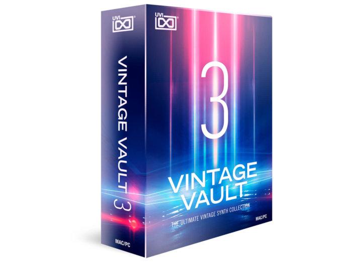UVI Vintage Vault 3 Box