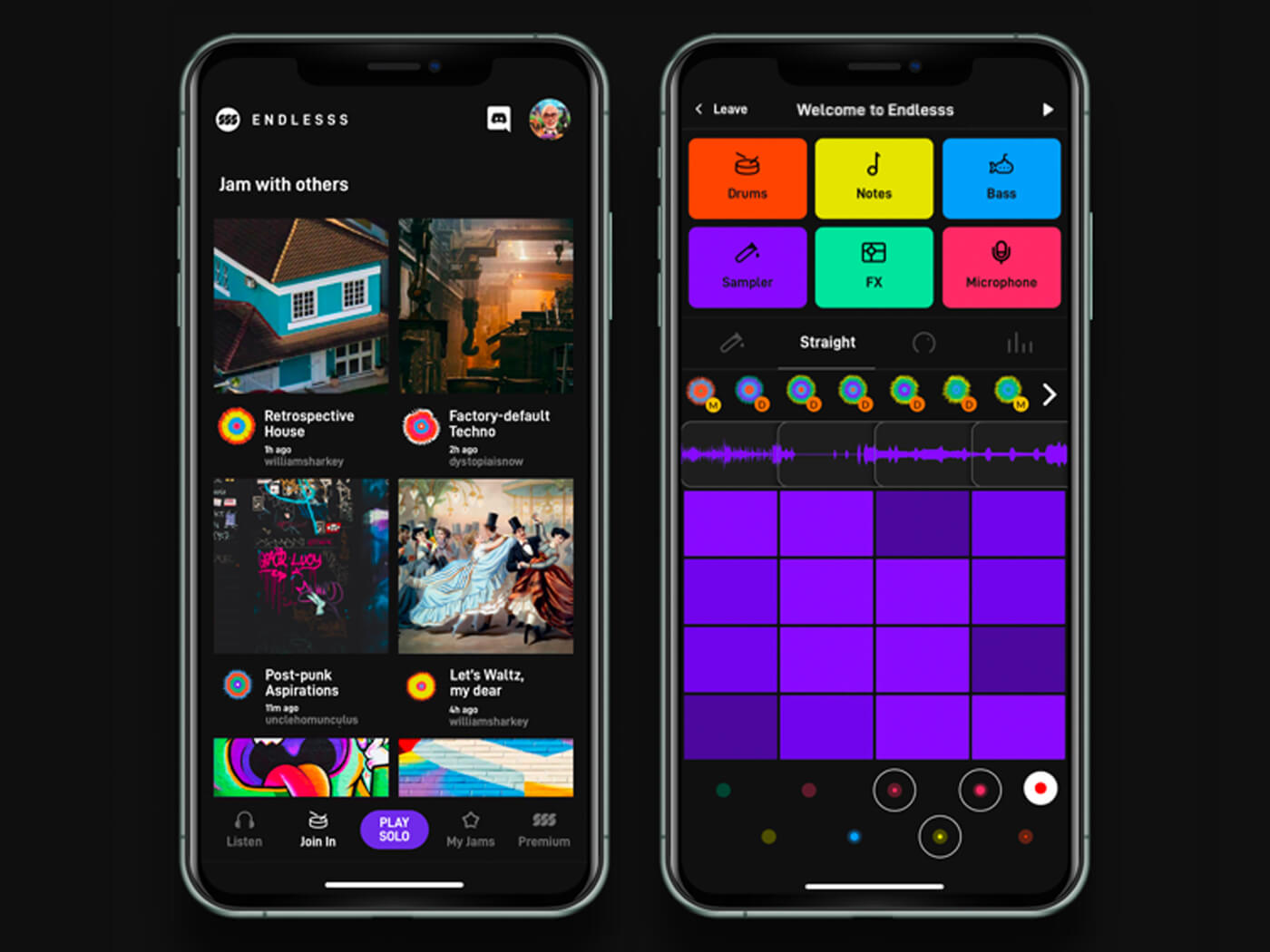 Endlesss live music collaboration app launches with Twitch ...