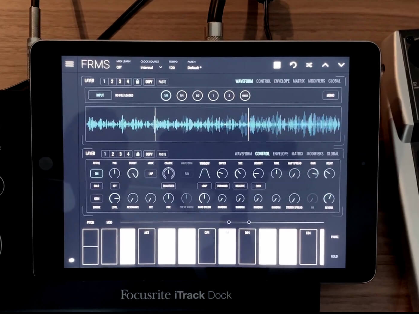 FRMS rolls granular, subtractive and FM synthesis into one synth plug-in - MusicTech