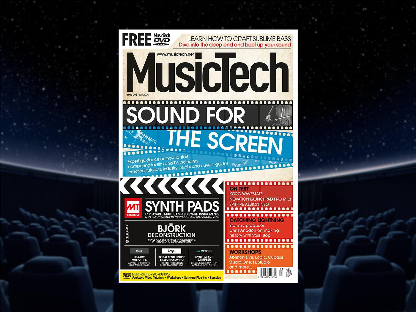 musictech 205 issue april