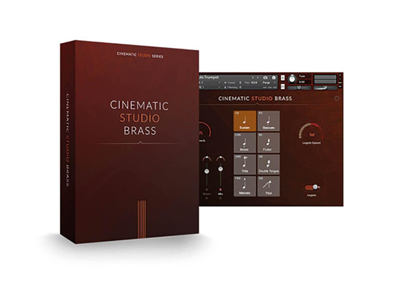 Cinematic Studio Series Brass