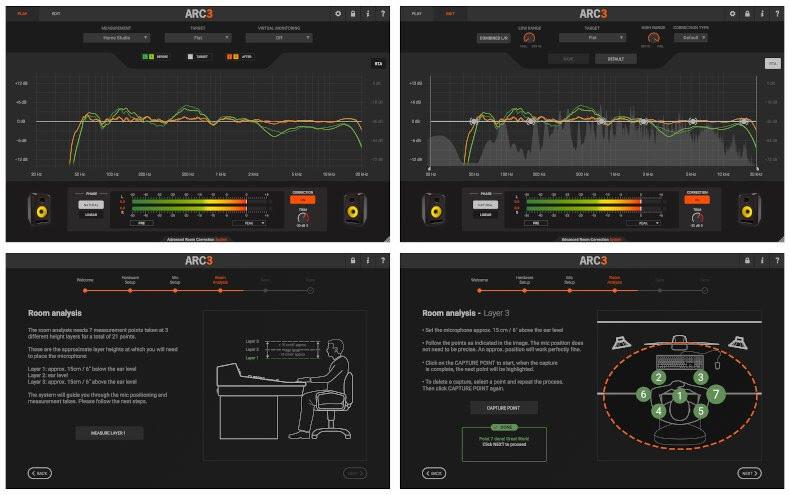 ARC System 3 GUI