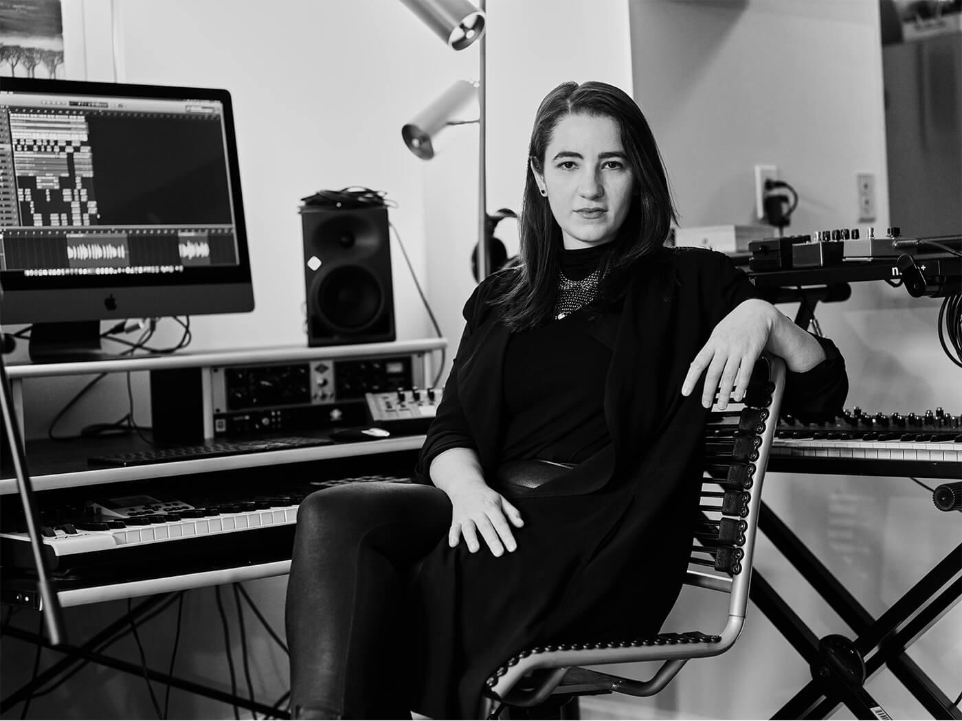 Danielle Schwob Show Off Your Studio