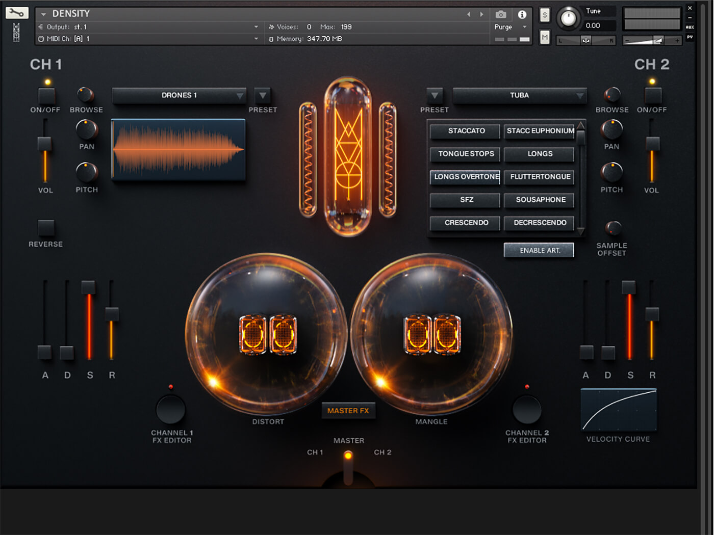 Mammoth Audio Density Review