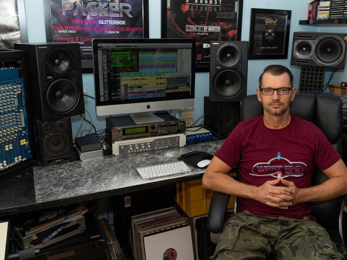Doctor Packer's Studio