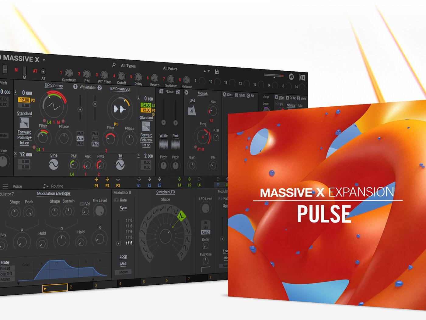 Massive X gets a price drop and three new Expansions | MusicTech