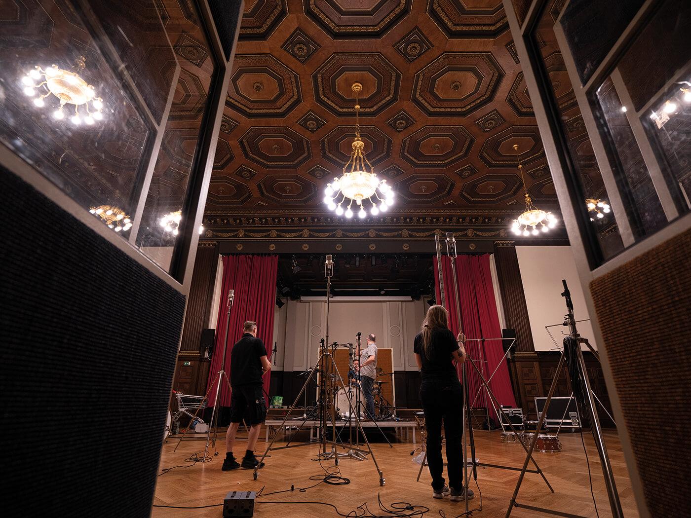 Toontrack Rooms of Hansa Meistersaal Hall Session