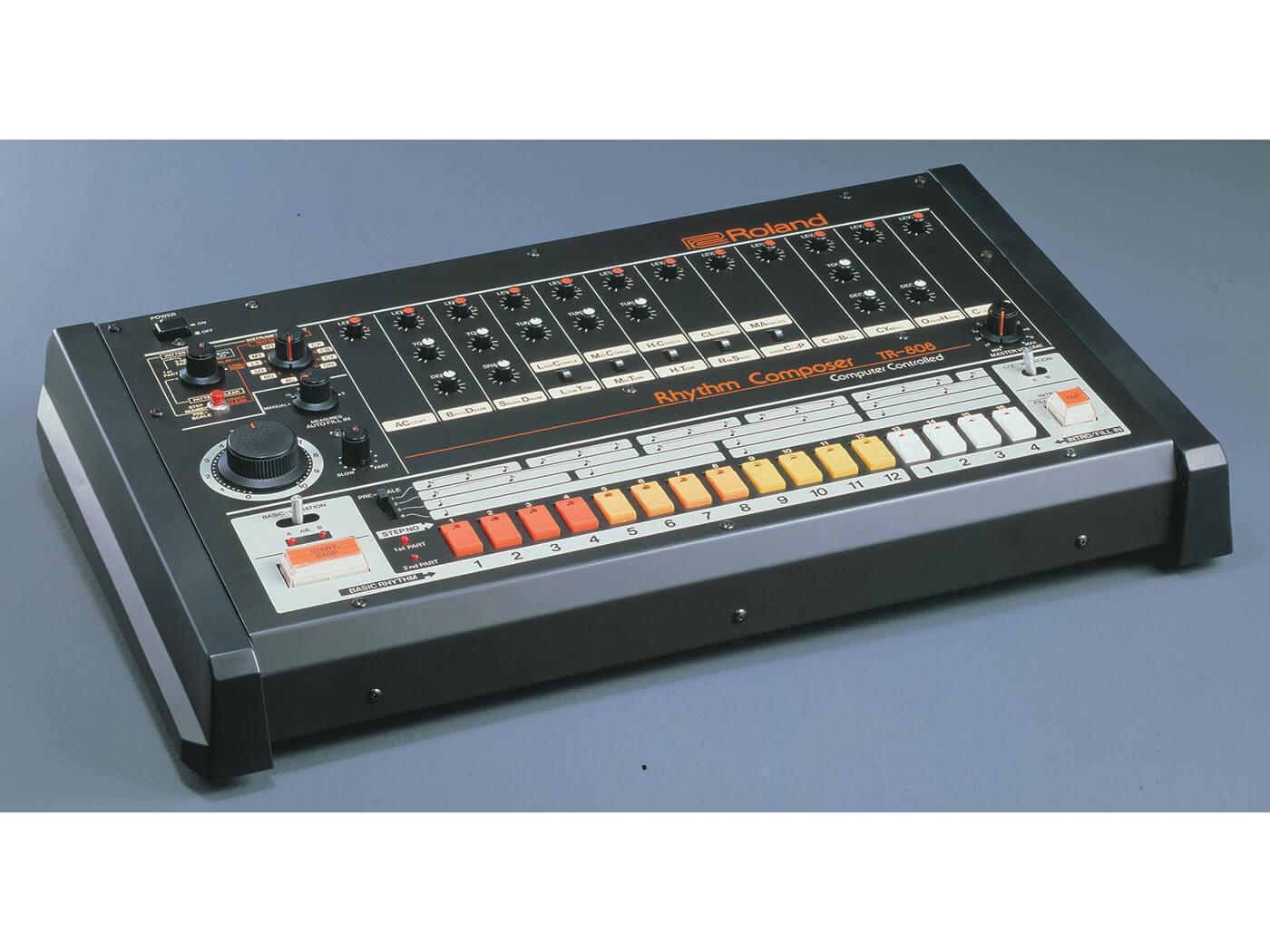 TR 808 Vintage Rewind