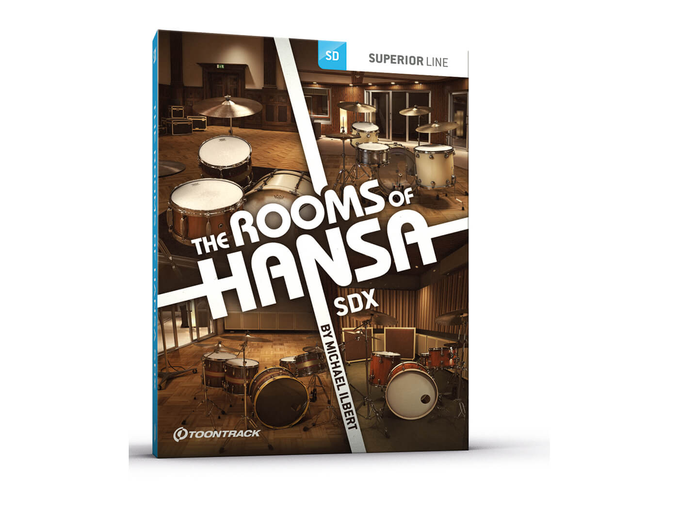Toontrack Rooms of Hansa