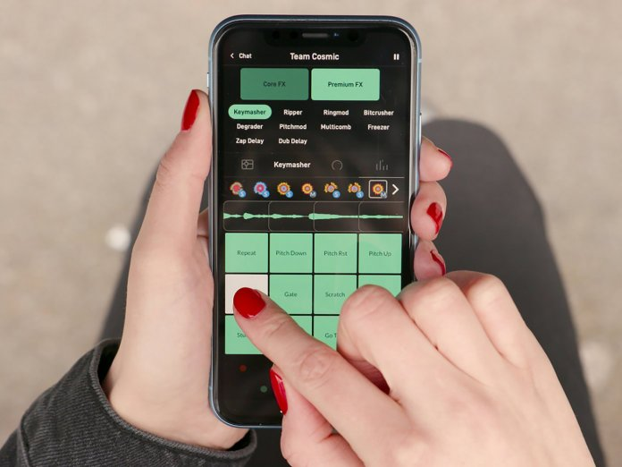 Freeware mobile apps to start making music for ree