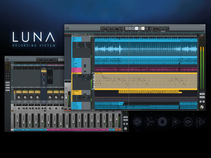 Universal Audio Luna DAW