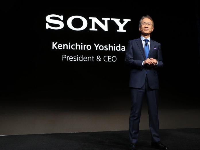 Sony Kenichiro Yoshida