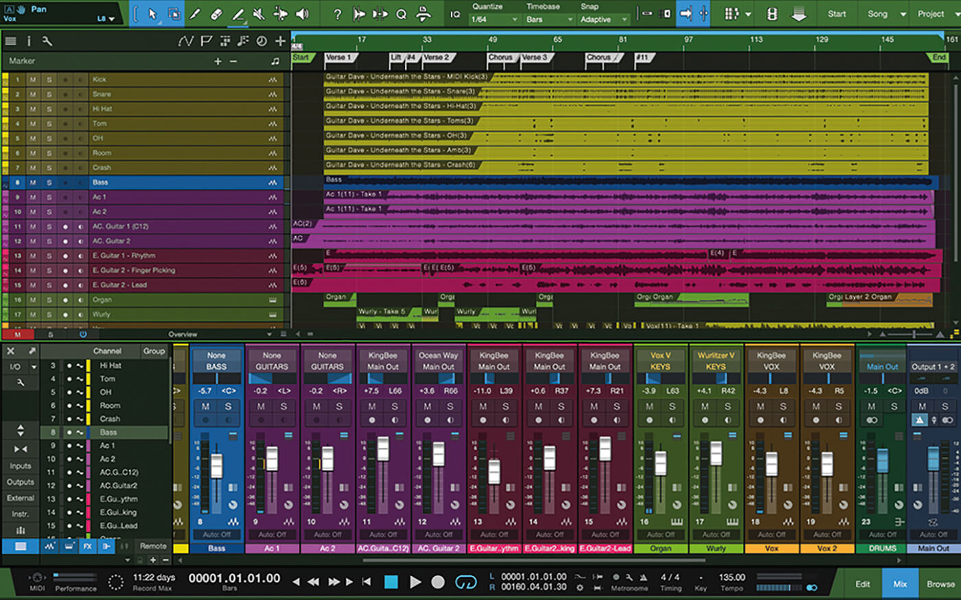 How to master your tracks with Studio One