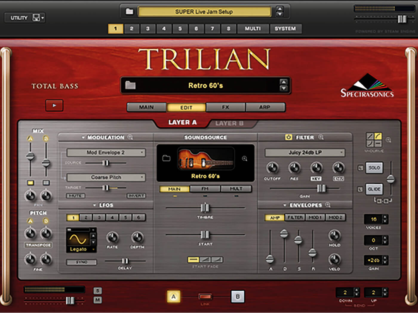 Spetrasonics Trilian