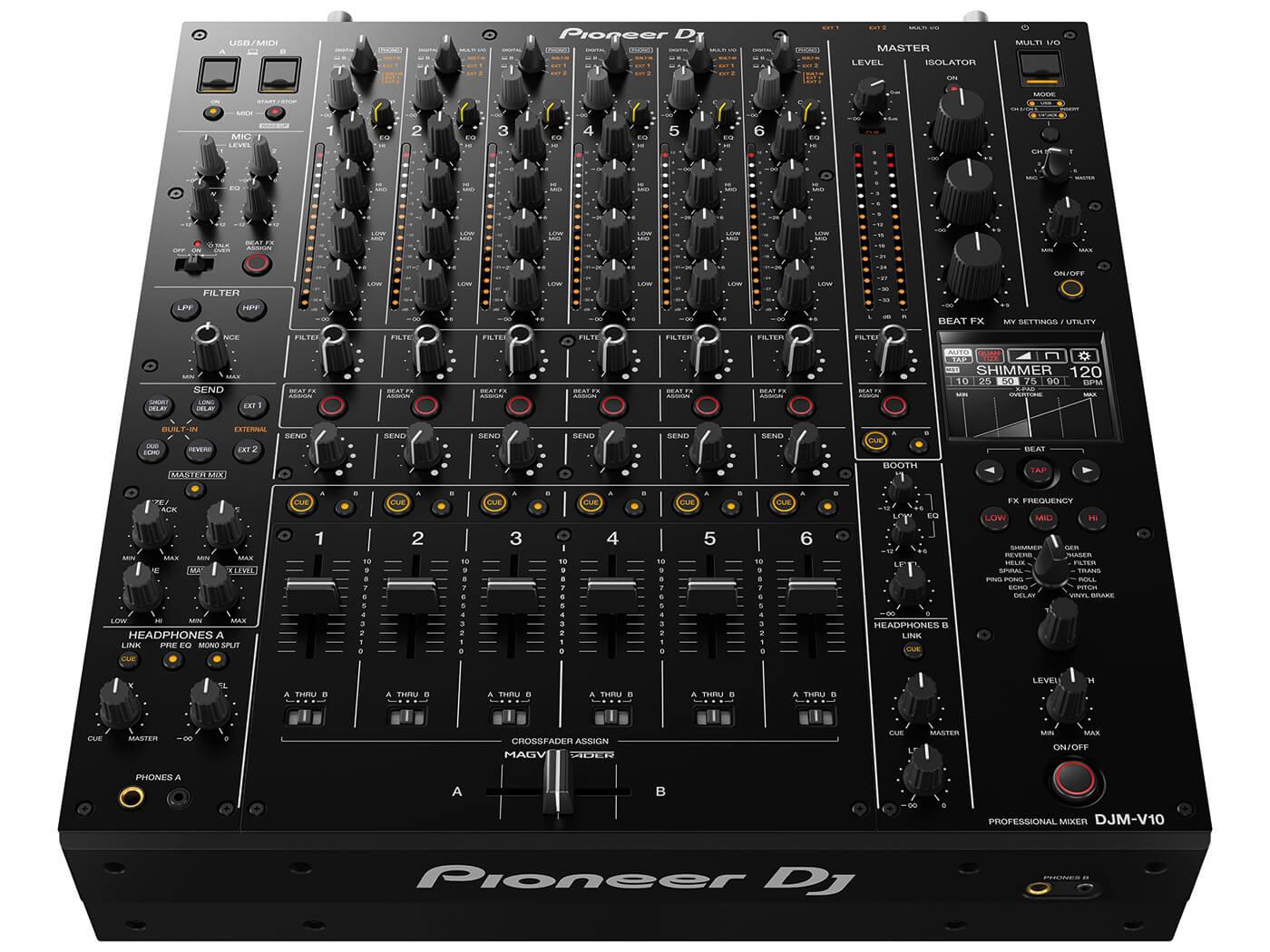 Pioneer DJM-V10 Mixer