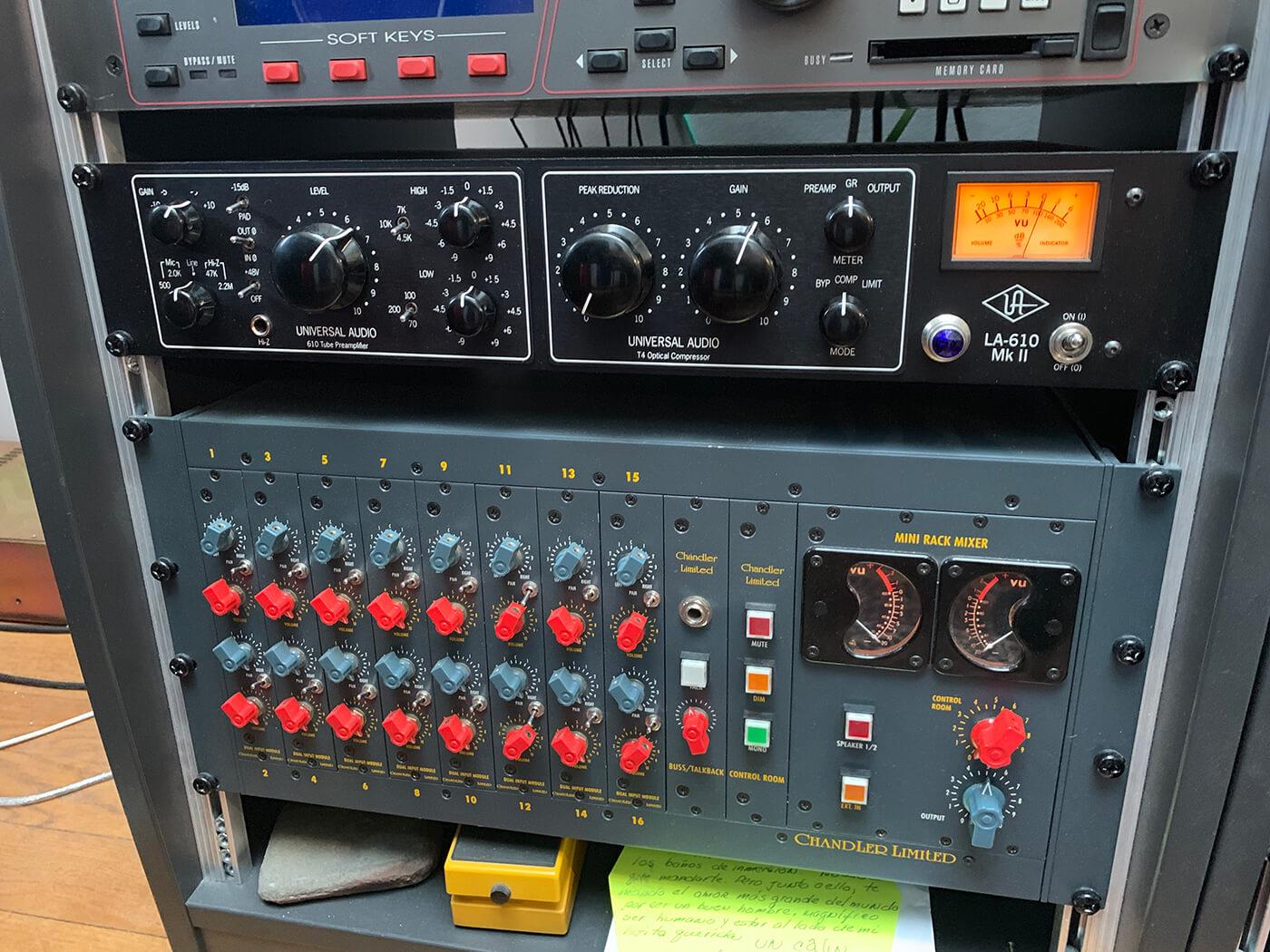 Rodriguez Jr's Roland TB-303 Rack