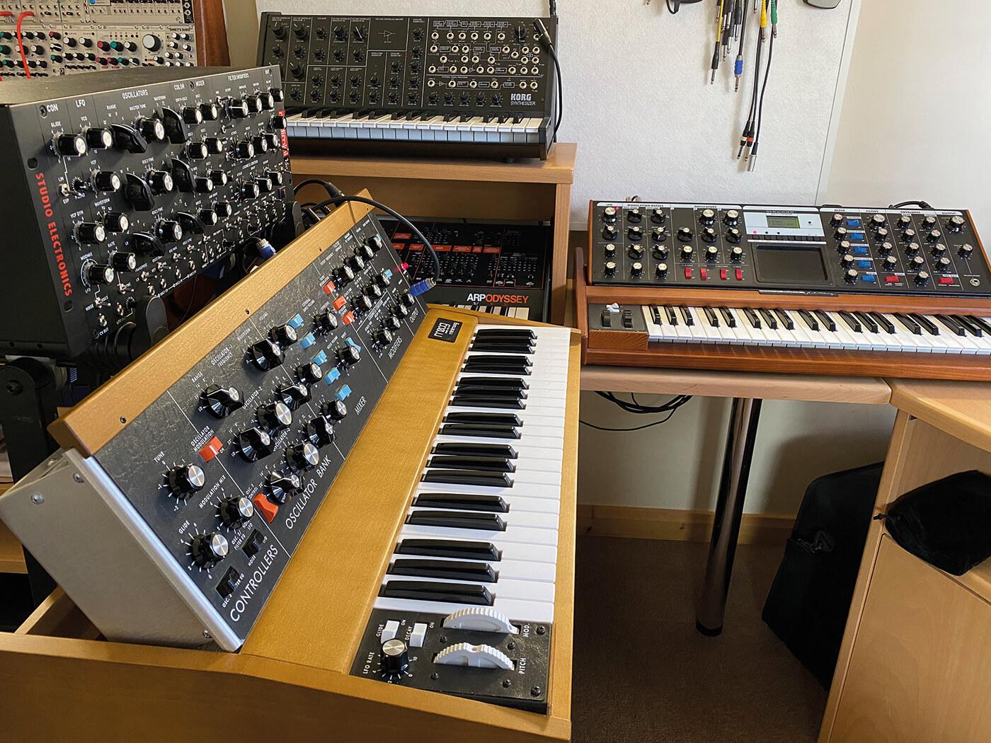 Studio Electronics Midi Mini V30