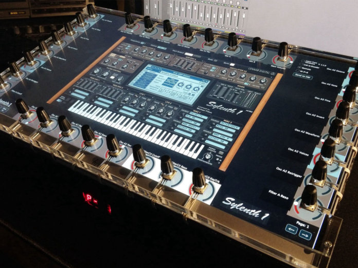 Controlador MP MIDI