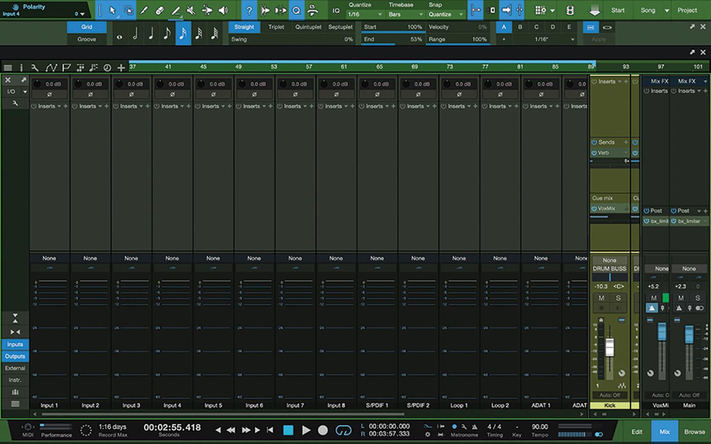 MT207 Studio One Recording Vocals 9