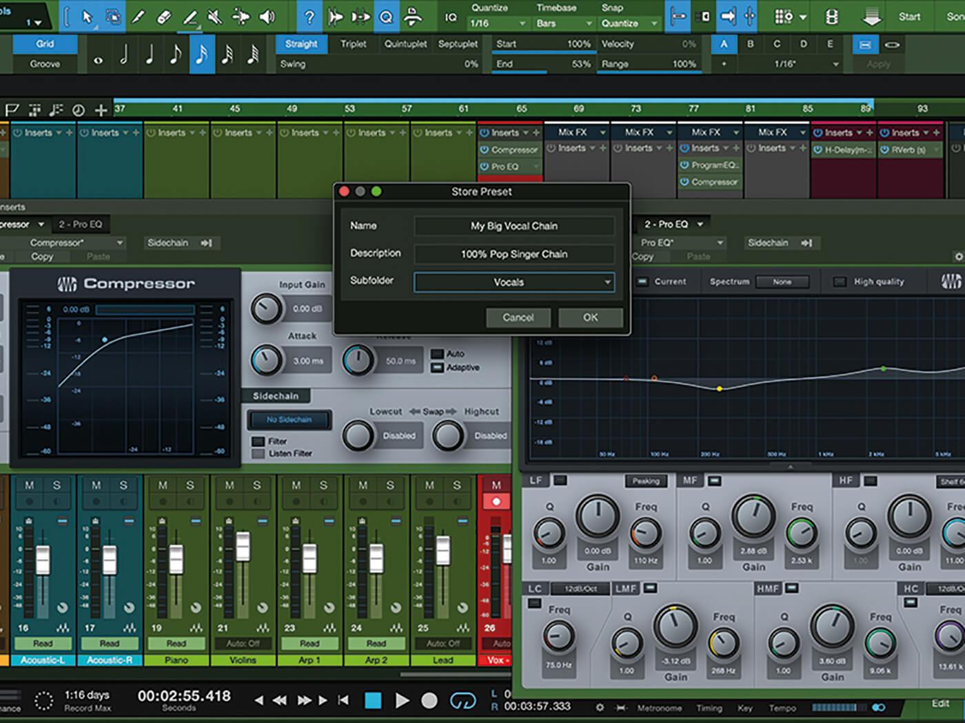 MT207 Studio One Recording Vocals 12
