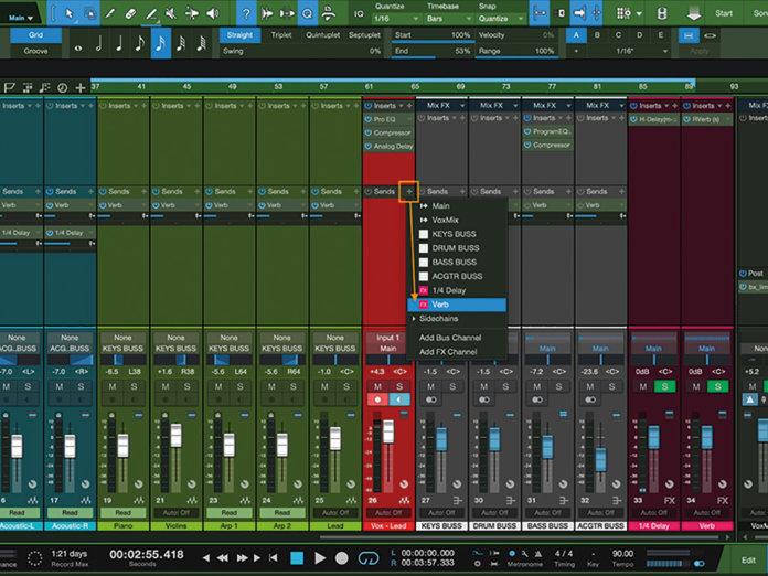 MT207 Studio One Recording Vocals 13