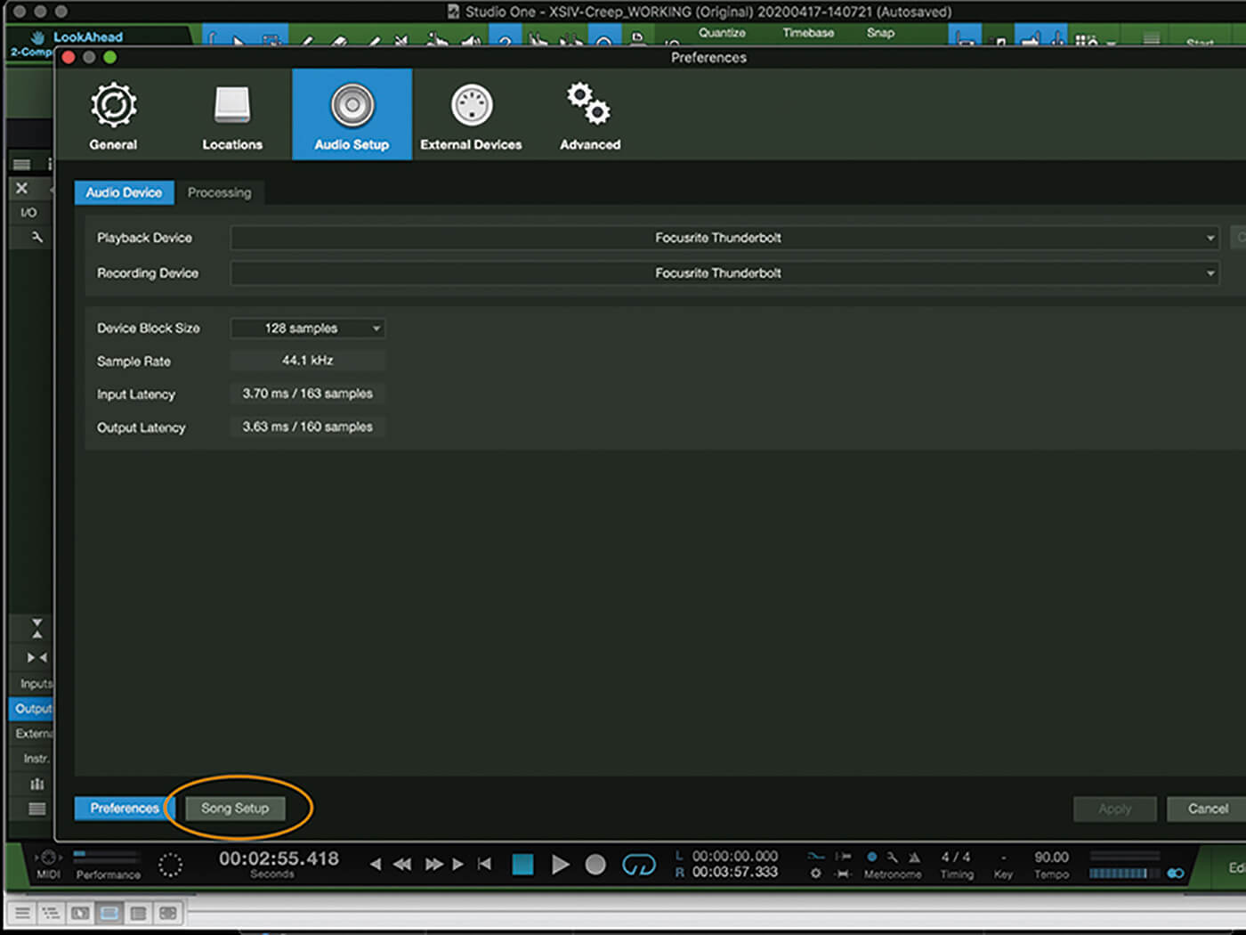 MT207 Studio One Recording Vocals 14