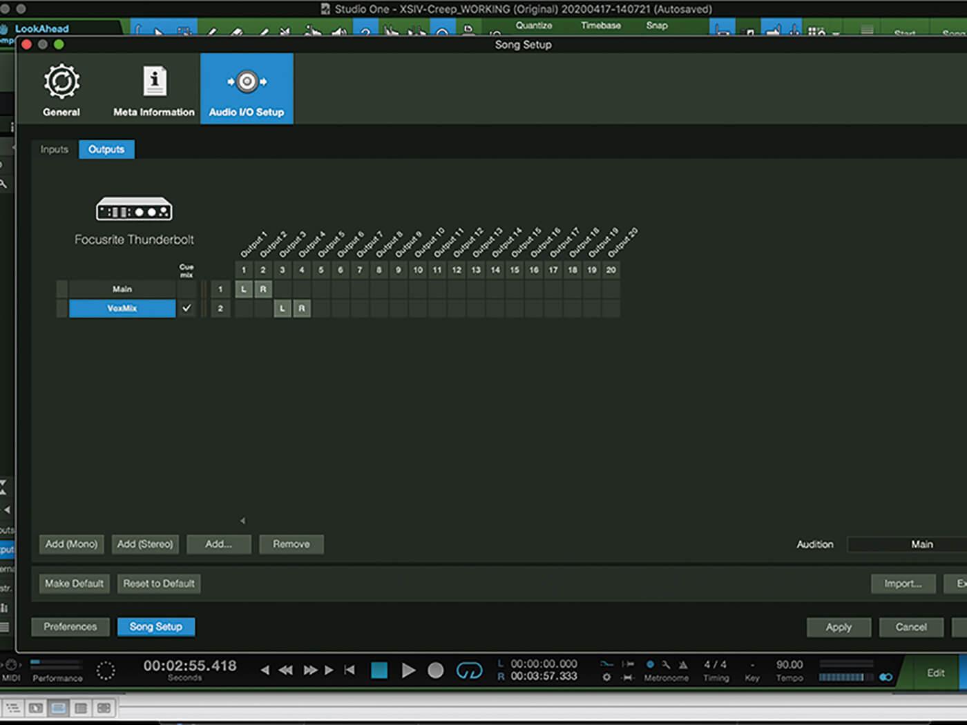 MT207 Studio One Recording Vocals 15