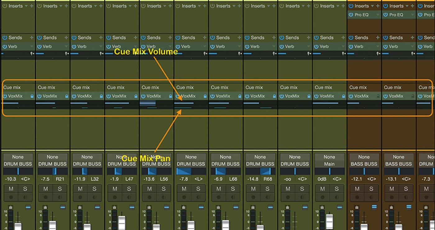 MT207 Studio One Recording Vocals 16