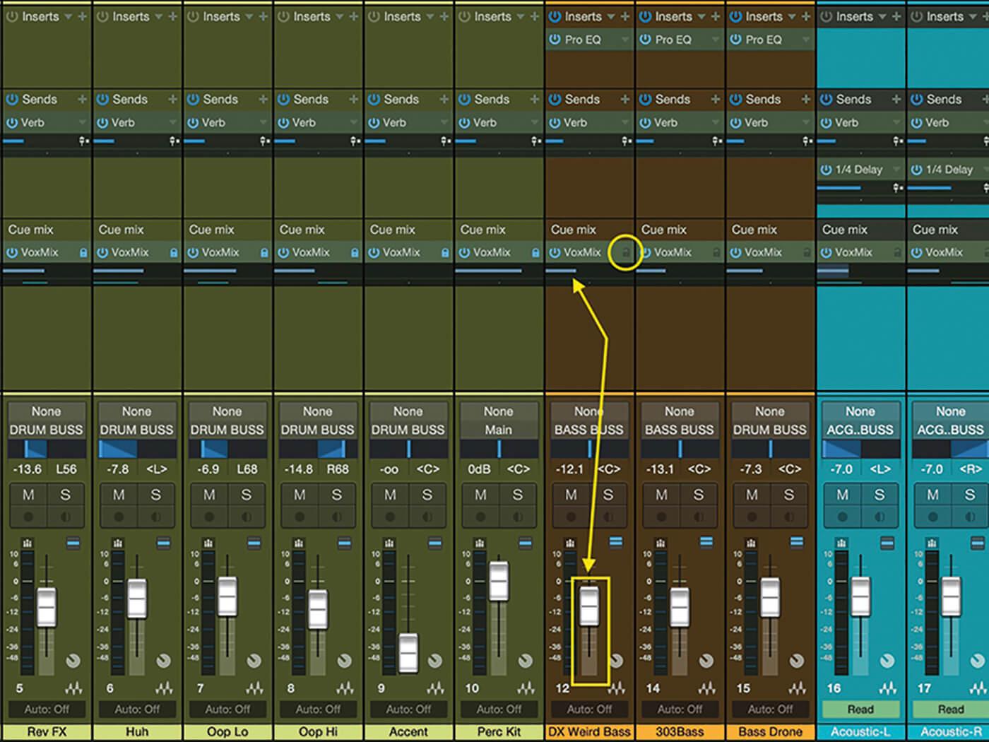 MT207 Studio One Recording Vocals 17
