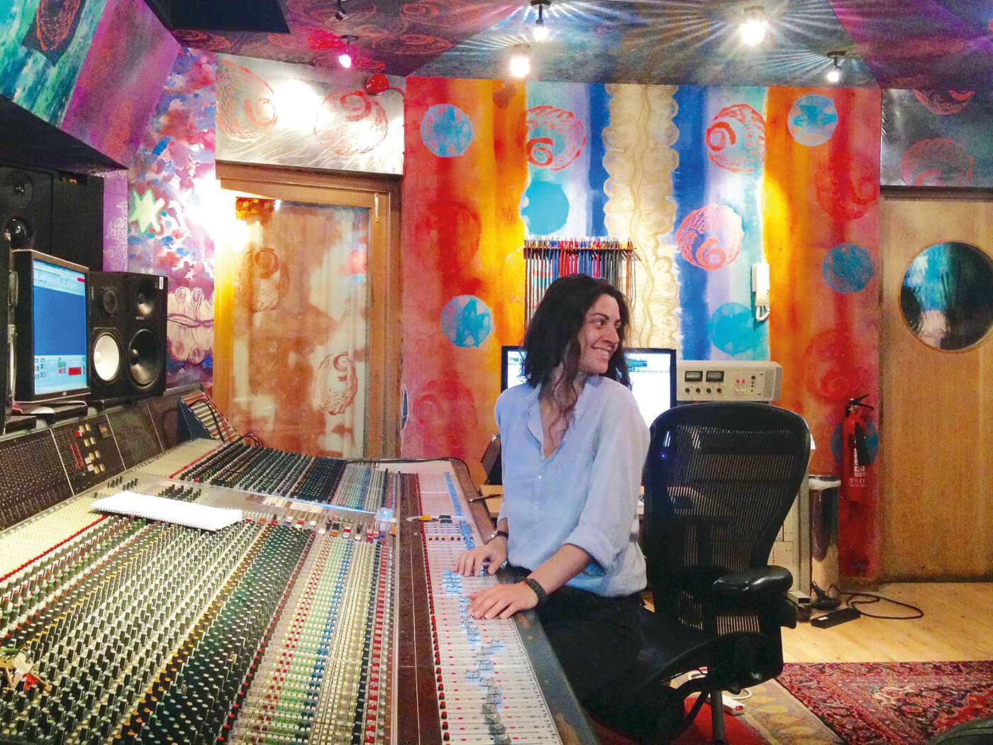 Marta Salogni Strongroom Studio