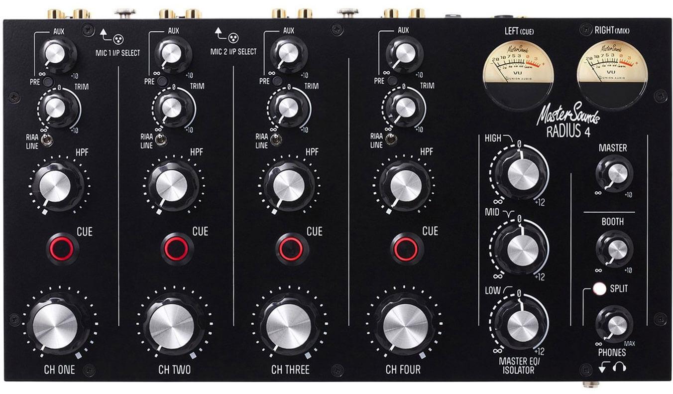 MasterSounds Radius Mixer