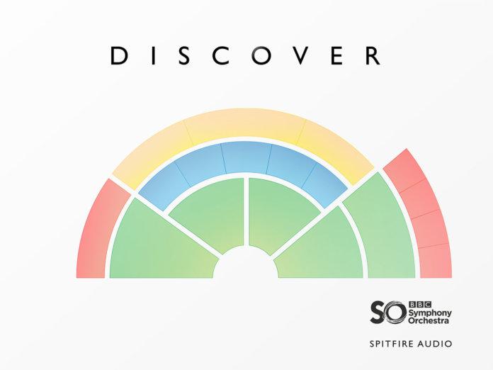 Spitfire Audio Discover