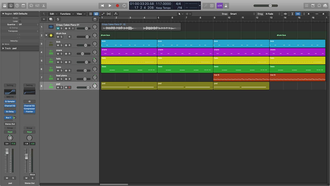 Weekend Workshop - Sample9 - Full mix