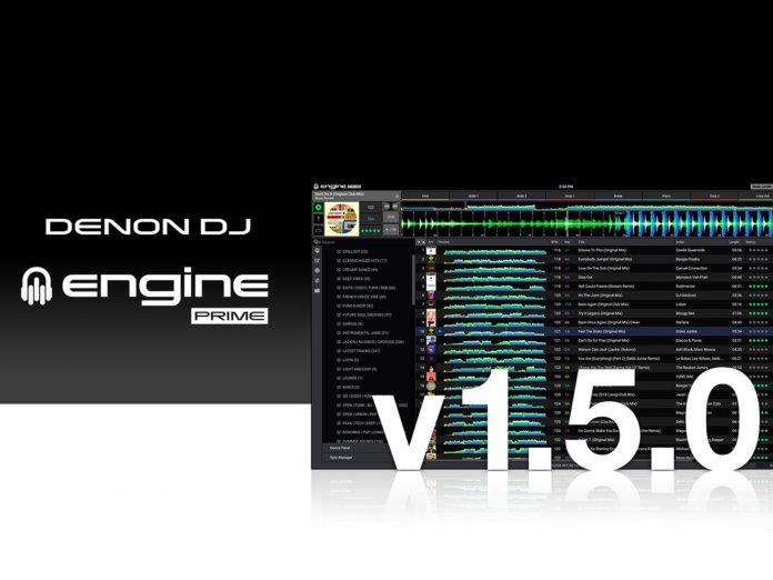 Denon DJ Engine Prime v1.5