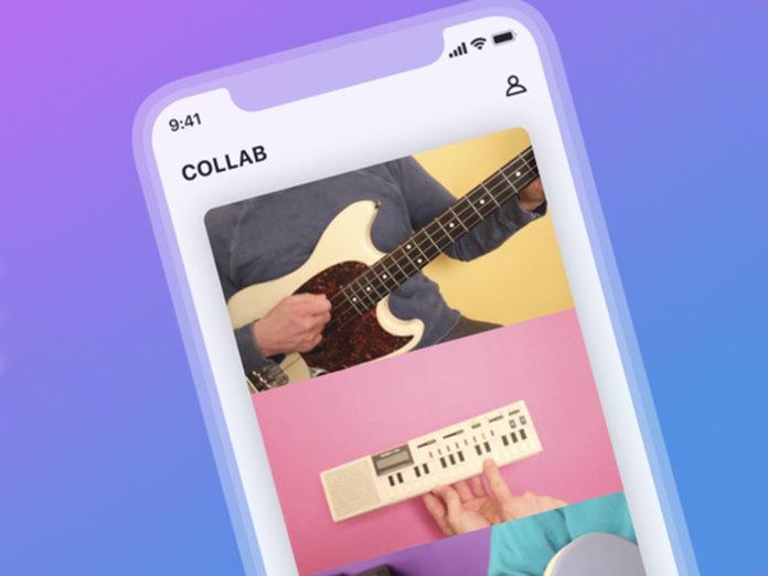 Facebook Collab app