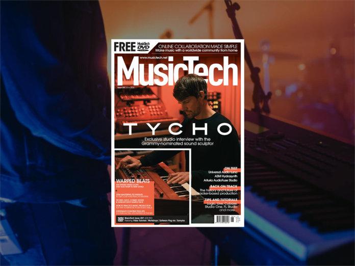 musictech june issue 207