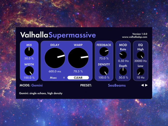 Supermassive plug-in