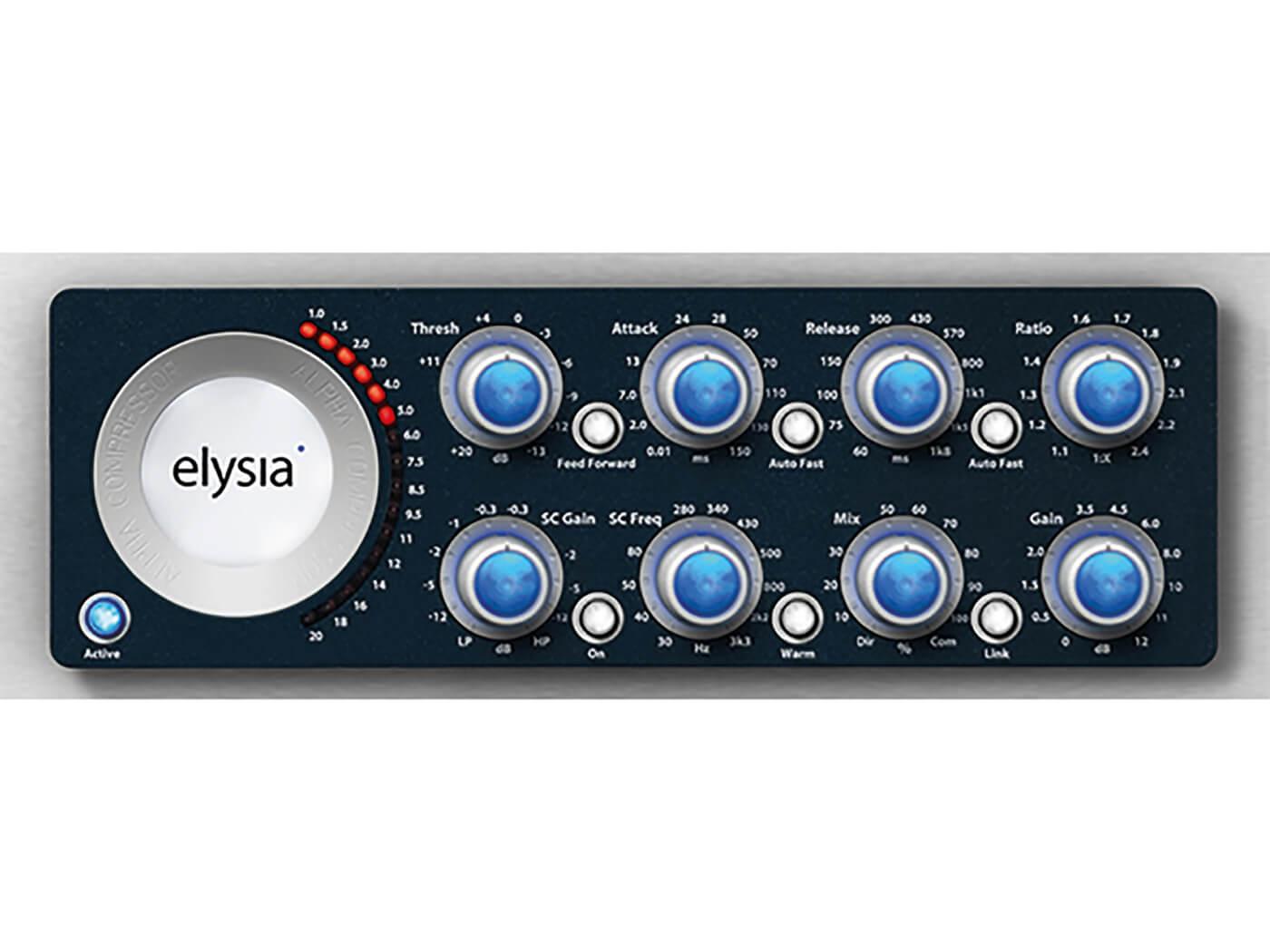 Brainworx Elysia Alpha Compressor