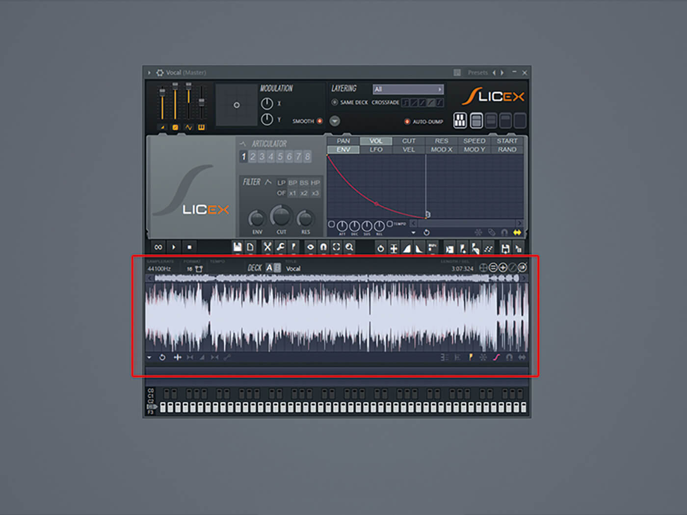 MT 207 FL Studio TUT Step 1