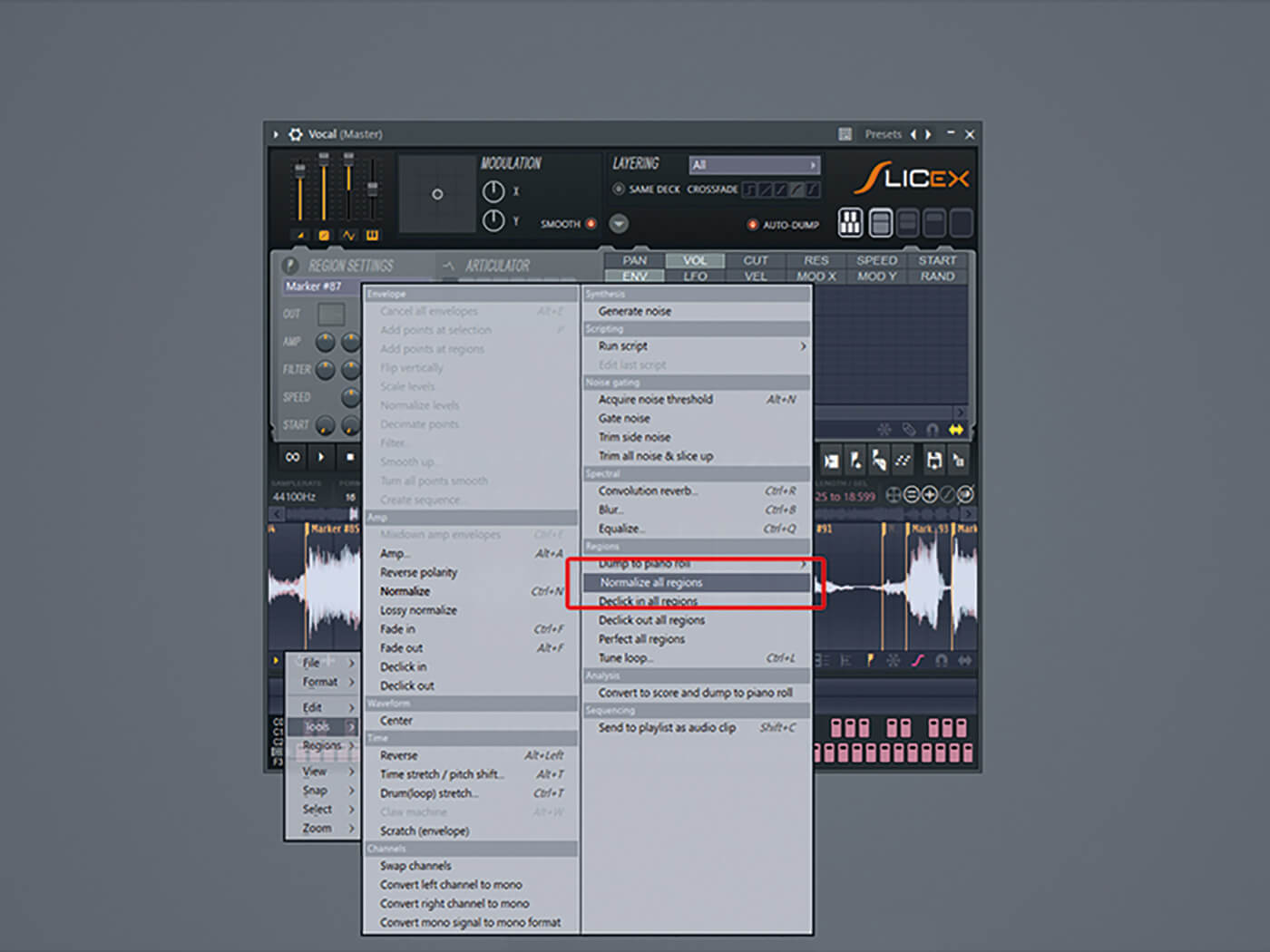 MT 207 FL Studio TUT Step 5