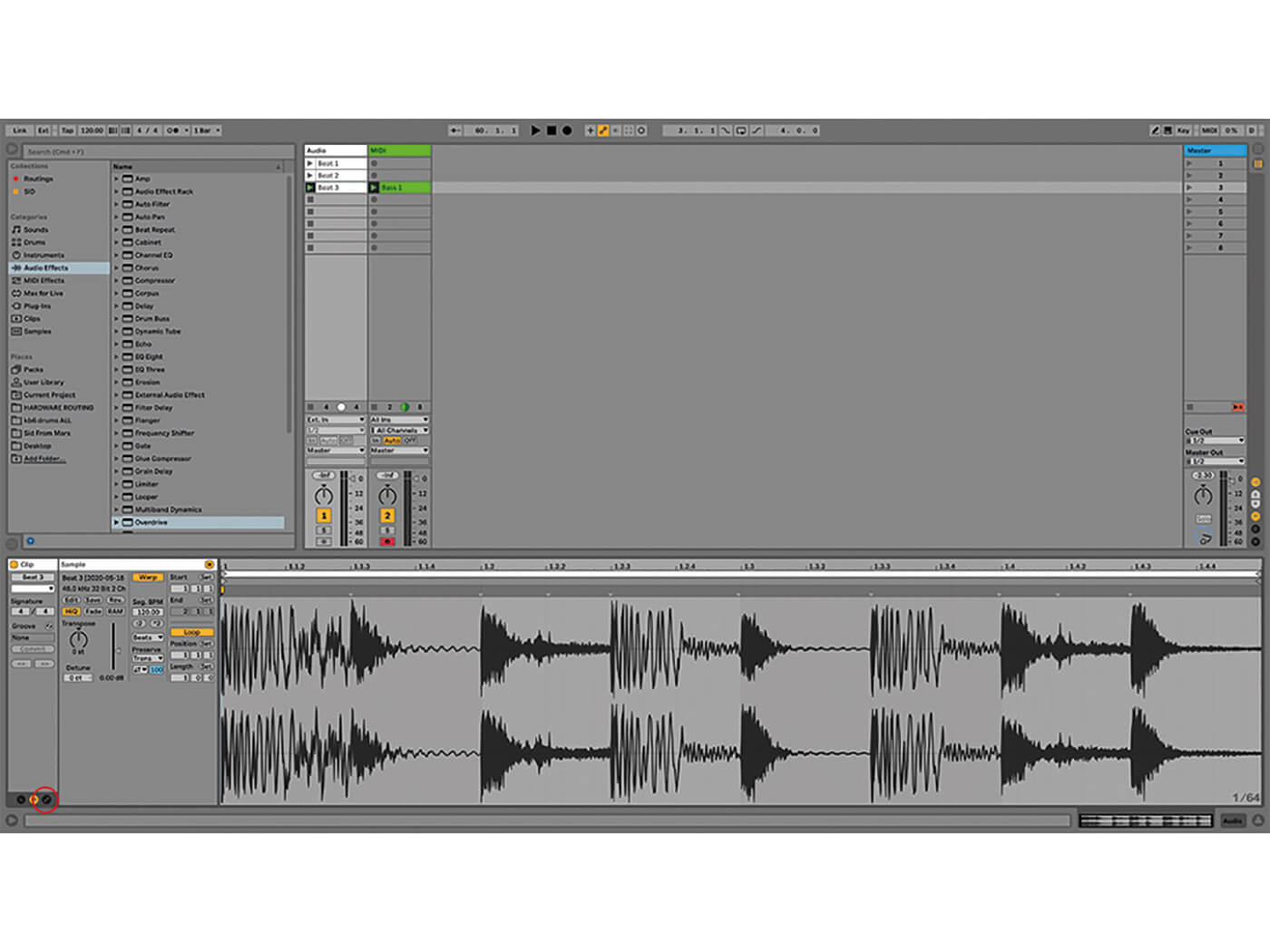 Understanding automation in Ableton Live 10: a step-by-step guide